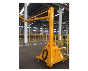 移动式定柱悬臂吊